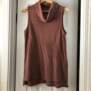 Anthro Sunday in Brooklyn Sleeveless Sweater L